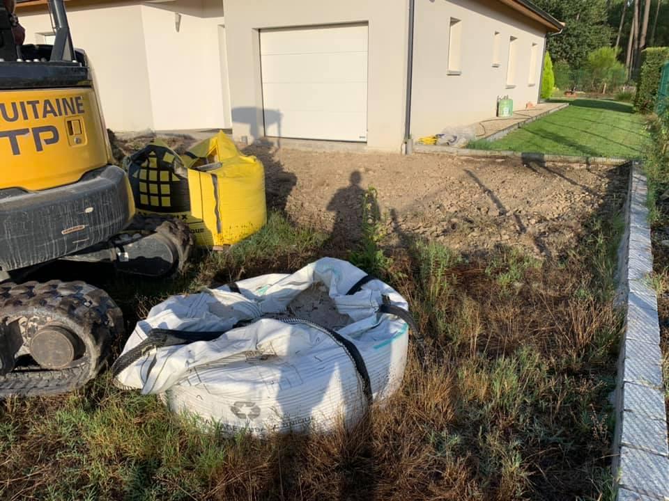 Entreprise de terrassement et d'assainissement